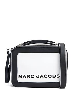 Marc Jacobs The Box 20 Medium Leather Crossbody