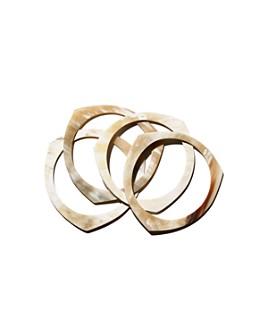 Tribe & Glory - Geometric Bangle Bracelets