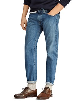 Polo Ralph Lauren - Straight-Fit Stanton-Wash Jeans