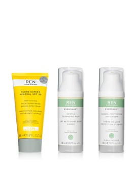 Ren - Clean Summer Skin Care Set ($96 value)