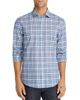 Zachary Prell - Habermann Plaid Slim Fit Shirt
