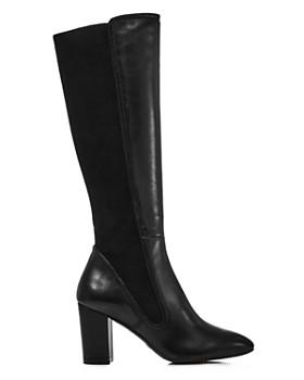Stuart Weitzman - Women's Livia Block Heel Tall Boots