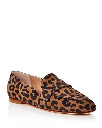 Stuart Weitzman - Women's Payson Apron-Toe Loafers