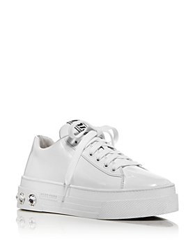 Miu Miu - Women's Crystal Skate Sneakers