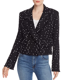 Rebecca Taylor - Bouclé Tweed Jacket