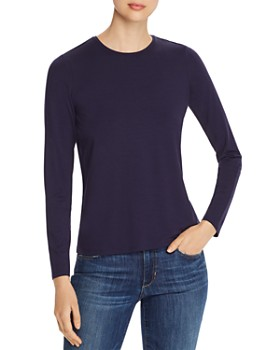 Eileen Fisher - Long-Sleeve Tee
