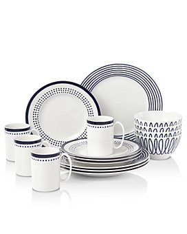 kate spade new york - Charlotte Street East Dinnerware Set, 16 Piece