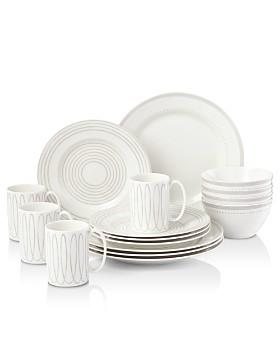 kate spade new york - Charlottle Street West Dinnerware Set, 16 Piece