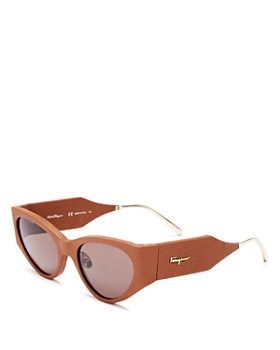 f7bd35092a5bf Salvatore Ferragamo - Women's Cat Eye Sunglasses, ...