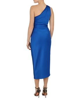 Ted Baker - Gabie One-Shoulder Draped Dress