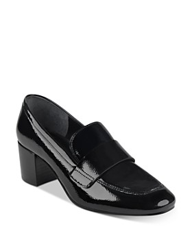 Marc Fisher LTD. - Women's Hudson Block Heel Loafers