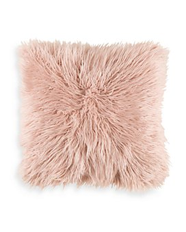 Surya - Faux Fur Throw Pillow Collection