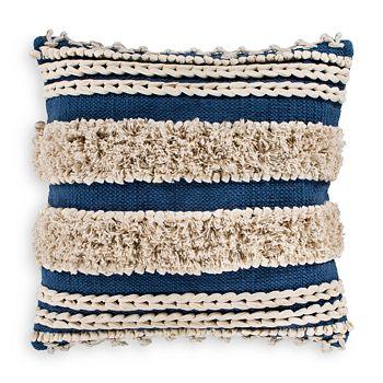 "Surya - Helena Textured Throw Pillow, 18"" x 18"""