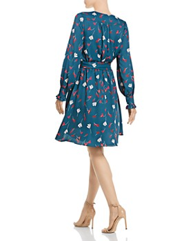 Joie - Marlayne Floral-Print High/Low Dress - 100% Exclusive