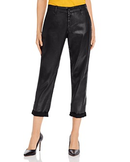 AG - Caden Coated Cropped Pants