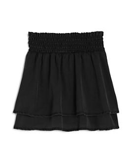 Bella Dahl - Girls' Tiered Skirt - Little Kid, Big Kid