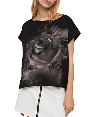 Allsaints Pina Rose Brush Tee