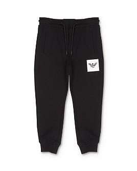 Armani - Boys' Logo Pants - Little Kid, Big Kid