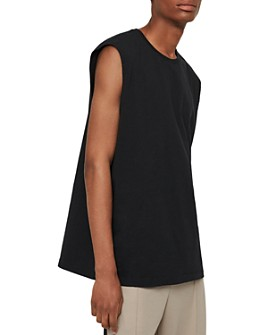 ALLSAINTS - Acetic Sleeveless Crewneck Tee