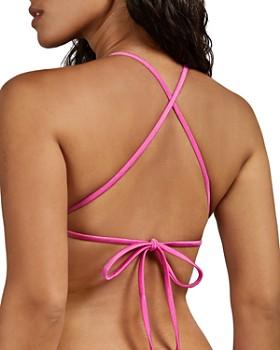 c29c616163 ... Ted Baker - Mittyy Sour-Cherry-Print Triangle Bikini Top