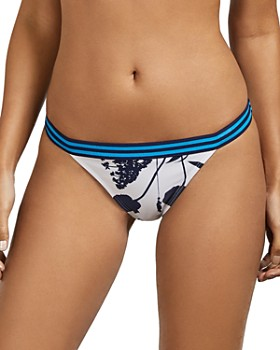 Ted Baker - Lilonor Bluebell-Print Bikini Bottom