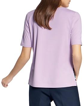 BASLER - Short-Sleeve Printed Top