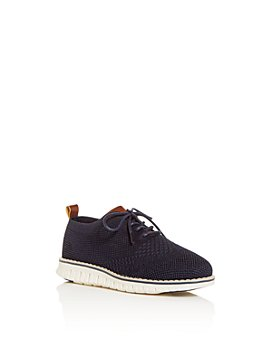STEVE MADDEN - Boys' BMark Knit Low-Top Sneakers - Little Kid, Big Kid