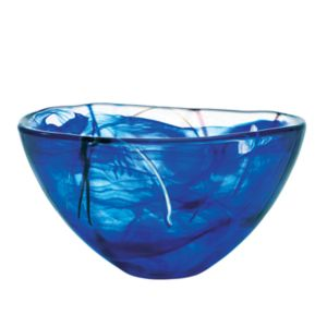 Kosta Boda Contrast Bowl, Medium