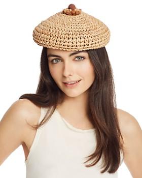 Gigi Burris Millinery - Breeze Straw Beret