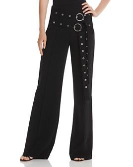 Cinq à Sept - Jessi Double Belt-Detail Pants