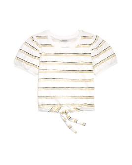 Habitual Kids - Girls' Brynlee Striped Top - Little Kid