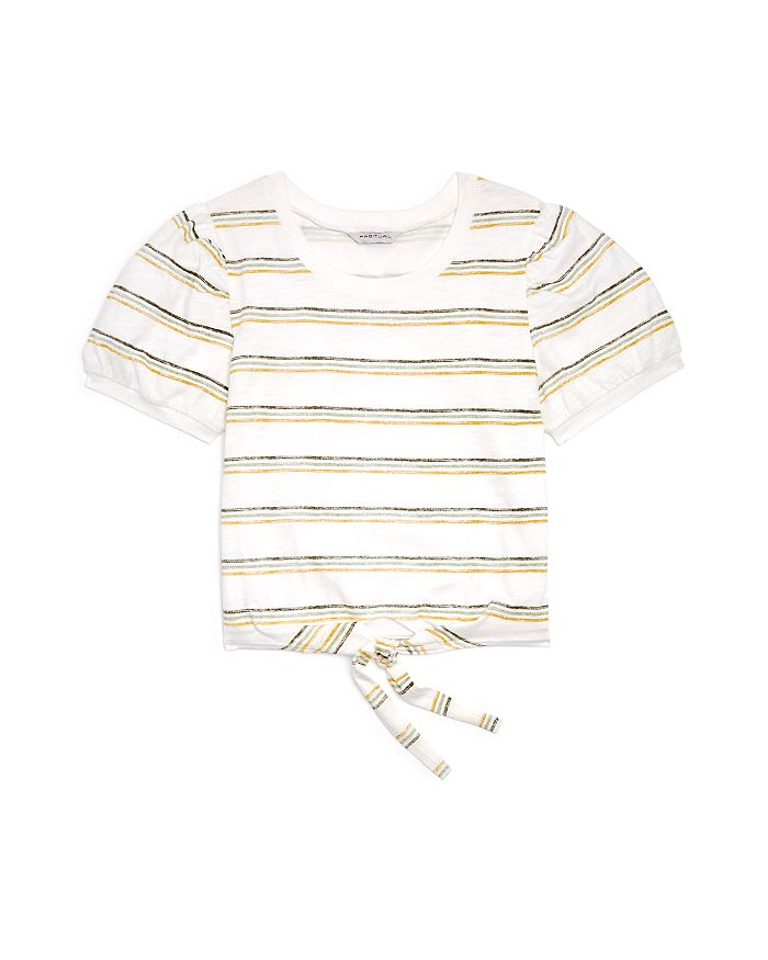 Habitual Kids - Girls' Brynlee Striped Top - Little Kid