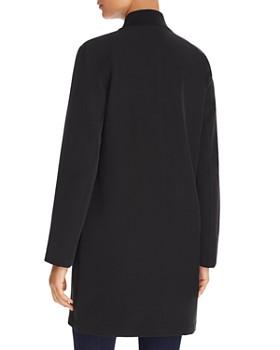 Eileen Fisher - Long Flight Jacket