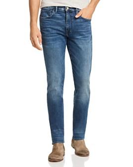 Joe's Jeans - Asher Slim Fit Jeans in Riplen Medium Wash
