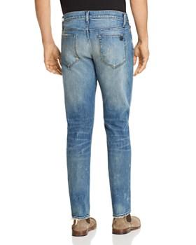 Joe's Jeans - Asher Slim Fit Jeans in Flatbush Distressed