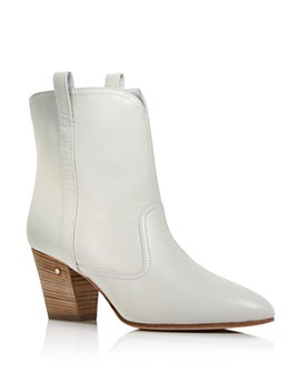 Laurence Dacade - Women's Leather Ankle Booties