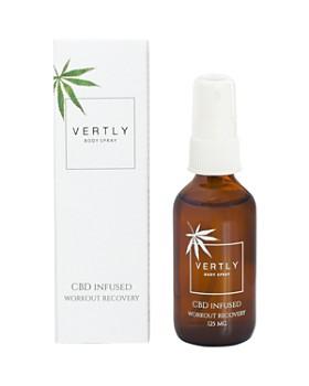 Vertly - CBD-Infused Workout Recovery Body Spray