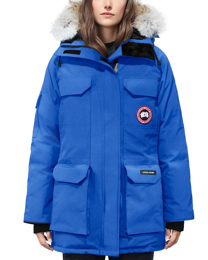 Canada Goose - PBI Collection Expedition Fur-Trim Down Parka
