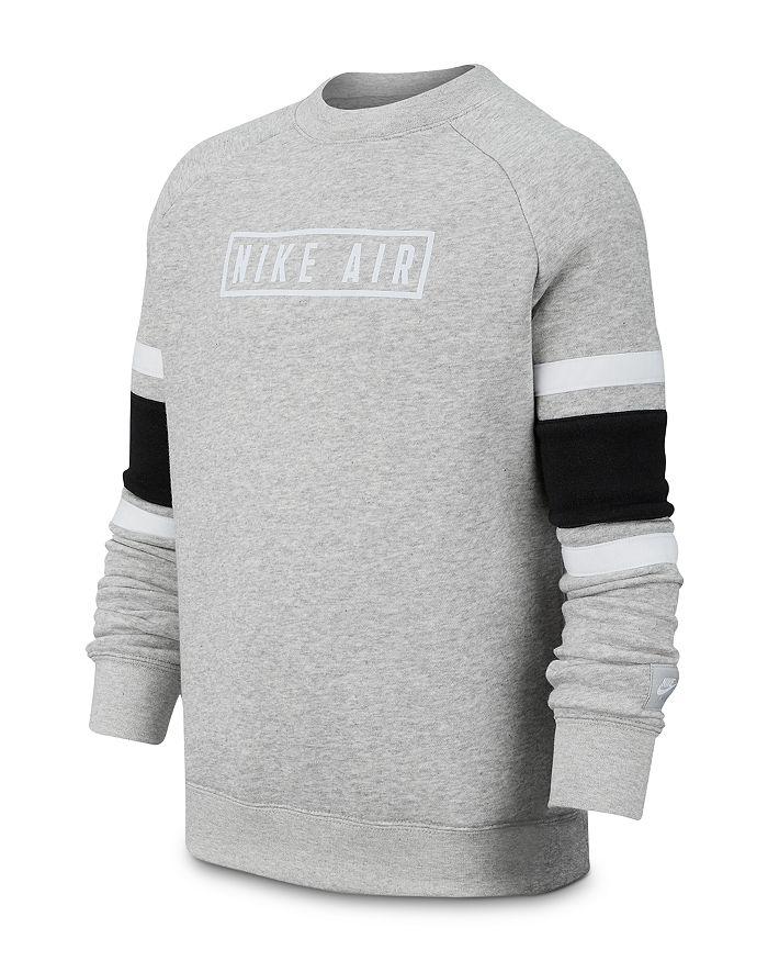 Nike - Boys' Air Stripe-Sleeve Tee - Big Kid