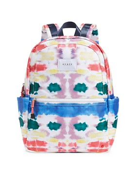 STATE - Girls' Kane Tie-Dyed Backpack