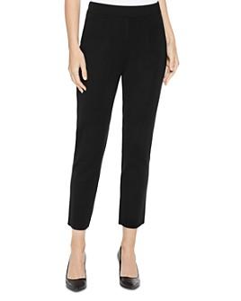 Misook - Cropped Slim Pants
