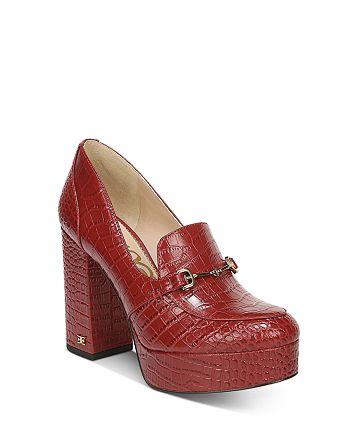 Sam Edelman - Women's Aretha Platform Loafers