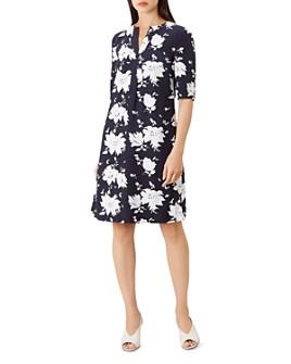 HOBBS LONDON - Faye Floral Shift Dress