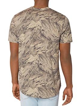 J Brand - Zoomah Camouflage-Print Tee