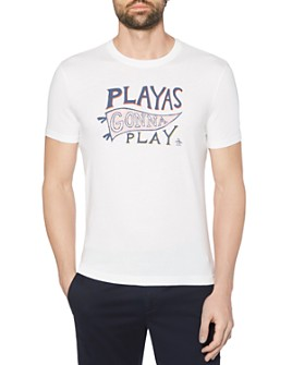 Original Penguin - Playas Gonna Play Graphic Tee