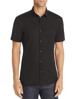 HUGO - Empson Solid Extra Slim Fit Shirt