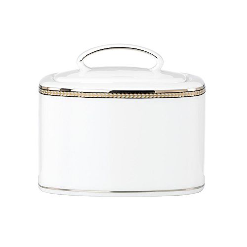 """kate spade new york - Kate Spade """"Sonora Knot"""" Sugar with Lid"""