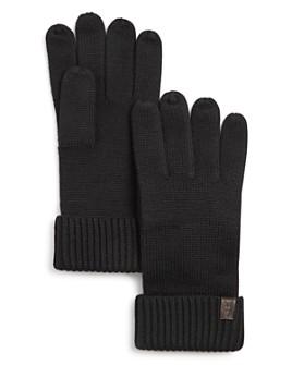 ALLSAINTS - Merino Wool Gloves