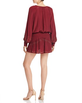 Ramy Brook - Cynthia Studded Blouson Dress