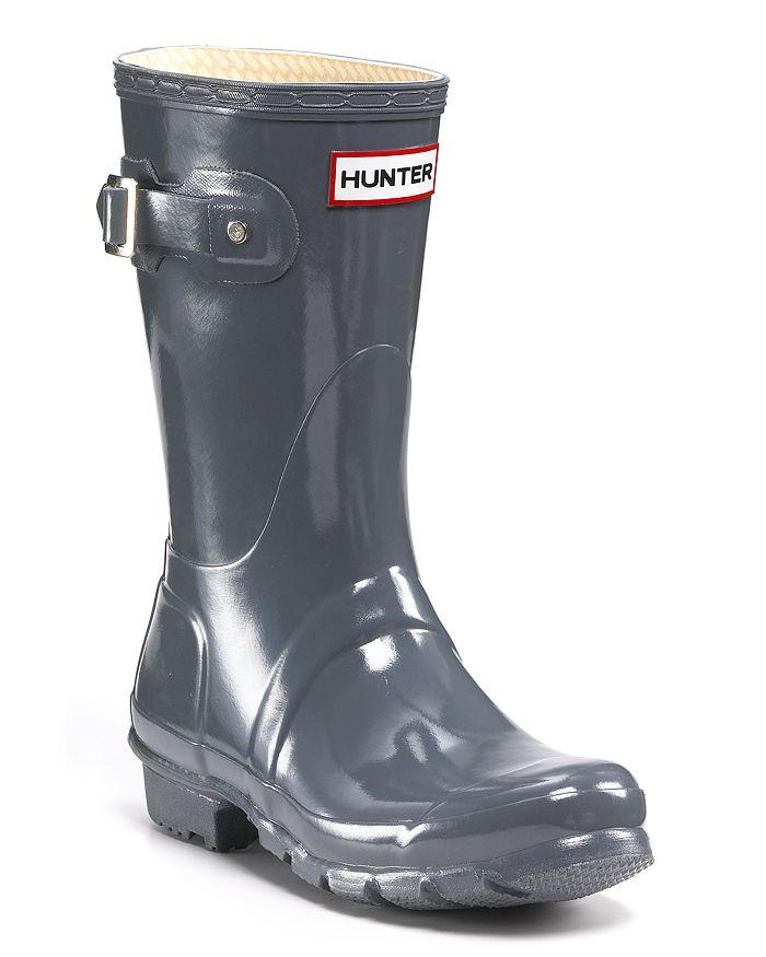 Hunter - Women's Original Tour Short Gloss Rain Boots